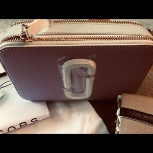 Marc Jacobs authentic camerabag
